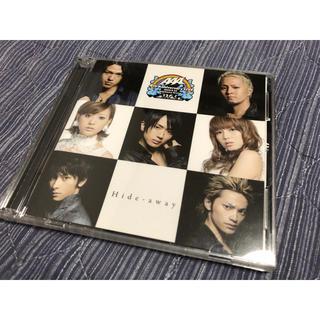 トリプルエー(AAA)のAAA Hide-away CD【トレカ付き】(ポップス/ロック(邦楽))