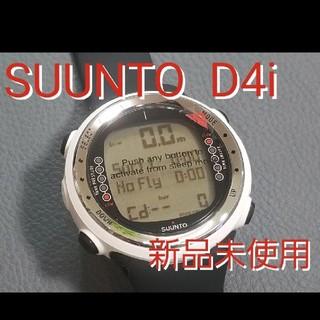 SUUNTO - 新品未使用!スント D4i SUUNTO ダイブコンピューター ダイビング