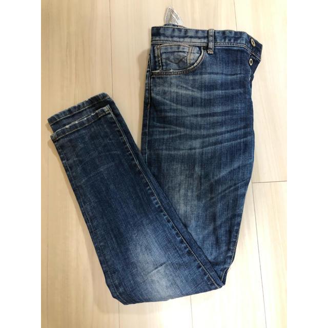 ZARA(ザラ)の【良品】ZARA ザラ スキニーデニム メンズのパンツ(デニム/ジーンズ)の商品写真