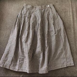 ドゥファミリー(DO!FAMILY)のドゥファミリー  ギンガムチェック スカート(ひざ丈スカート)