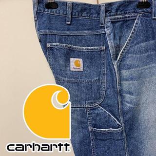 カーハート(carhartt)のCarhartt カーハート デニム ペインターショーツ 32 ショートパンツ (ショートパンツ)