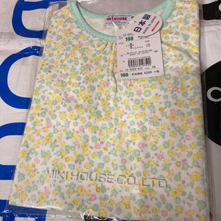 ミキハウス(mikihouse)のTシャツ♡新品♡タグ付き♡ミキハウス♡100(Tシャツ/カットソー)