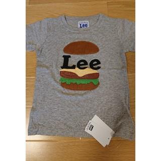 リー(Lee)の新品 Tシャツ Lee  リー 110 ストンプスタンプ アップリケ(Tシャツ/カットソー)