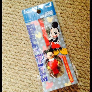 ディズニー(Disney)のディズニーストラップ(キーホルダー/ストラップ)