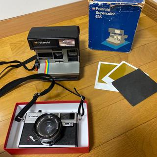 Canon - ポラロイドカメラ レトロ 昭和 フィルムカメラ