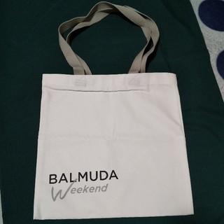 バルミューダ エコバッグ トートバッグ 7/1レジ袋有料化対策