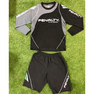 PENALTY - ペナルティ トレーニングウェア サッカーウェア 上下セット