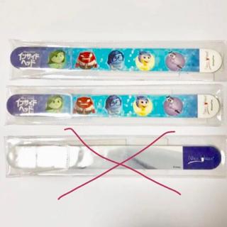 ディズニー(Disney)のセール 新品 ネイルファイル 爪やすり まとめ売り Disney プロ使用 (ネイルケア)