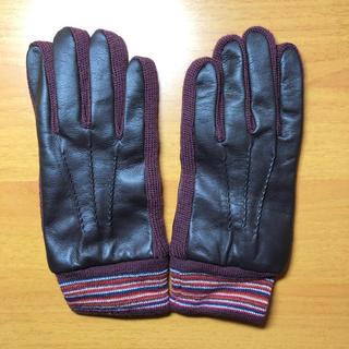 ポールスミス(Paul Smith)のPaulSmith collection ポールスミスコレクション 革手袋(手袋)