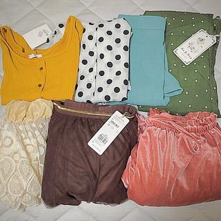 レトロガール(RETRO GIRL)の【最終価格】ほぼ新品♡レトロな洋服セット(ロングスカート)