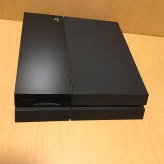 プレイステーション4(PlayStation4)のPS4 中古 本体 500GB(家庭用ゲーム機本体)