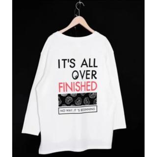 スカラー(ScoLar)のスカラー ロゴロングスリーブ Tシャツ 新品 未使用品(Tシャツ(長袖/七分))