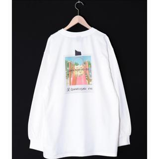 スカラー(ScoLar)のスカラー ScoLar フォトジェニックロングスリーブTシャツ新品 未使用品(Tシャツ(長袖/七分))