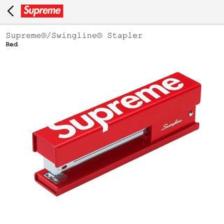 シュプリーム(Supreme)の新品 20ss Supreme®/Swingline® Staple ホチキス(その他)