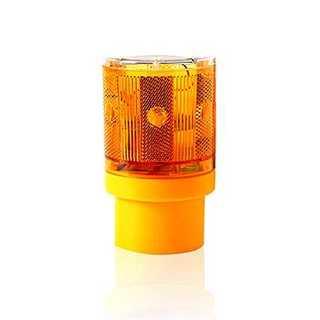 イエローCOM-SHOT 【 防犯 & 害 獣 対策 】 LED 警告 ソーラー(その他)