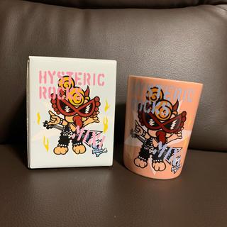 ヒステリックミニ(HYSTERIC MINI)の♡ヒスミニ♡レア陶器コップ♡(グラス/カップ)