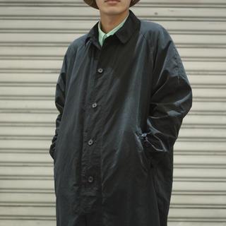 ポーター(PORTER)のWeather Summer Coat-Black  ポータークラシック(ステンカラーコート)