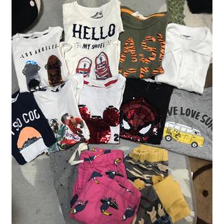 エイチアンドエム(H&M)のH&M ユニクロ 韓国子供服 104から120くらい(Tシャツ/カットソー)