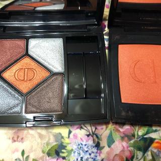 ディオール(Dior)のDior シャドウとチークのセット 087 643(その他)