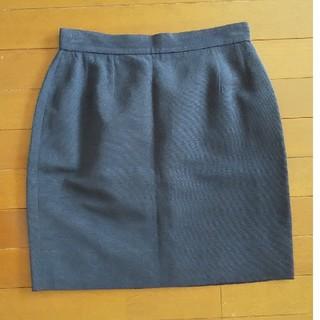 CHANEL - シャネル スカート 紺 40