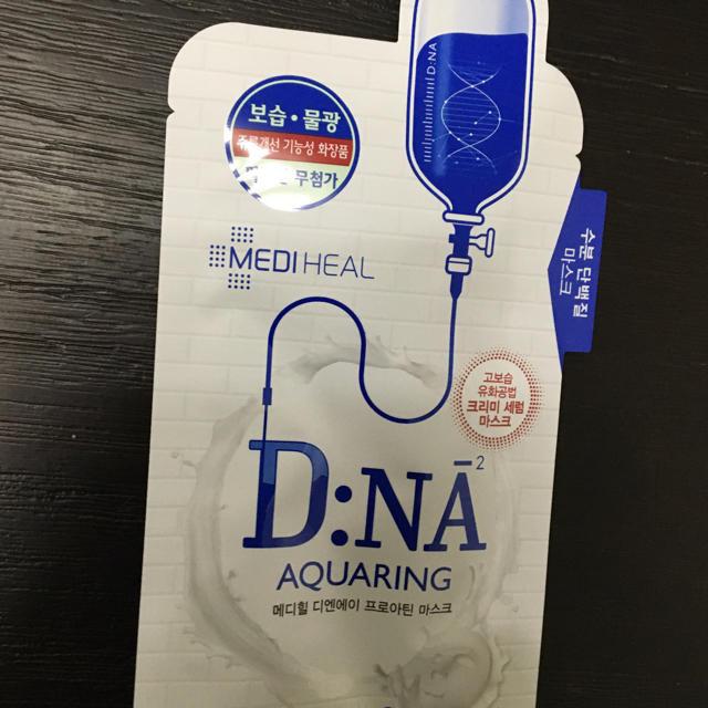 Aqua Lung(アクアラング)の韓国産  アクアリング MEDIHEAL パック5枚セット コスメ/美容のスキンケア/基礎化粧品(パック/フェイスマスク)の商品写真