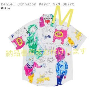 シュプリーム(Supreme)のSUPREME DANIEL JOHNSTON S/S RAYON SHIRT(シャツ)