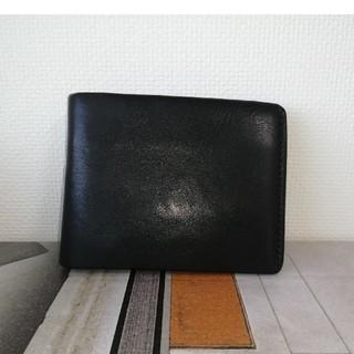 ガンゾ(GANZO)のgroover leather 二つ折り財布(折り財布)
