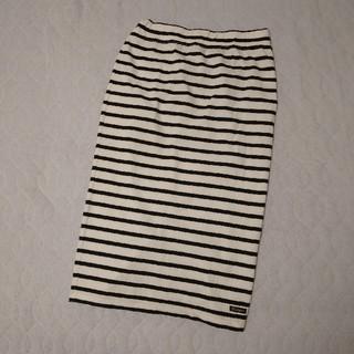 ルミノア(Le Minor)のLe minorスカート(ひざ丈スカート)