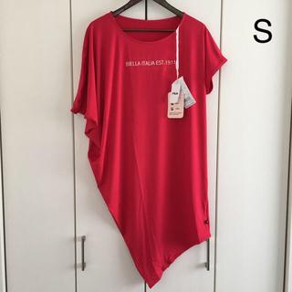 フィラ(FILA)の新品 フィラ   スポーツウェア チュニック 体型カバー Tシャツ 水陸両用(ヨガ)