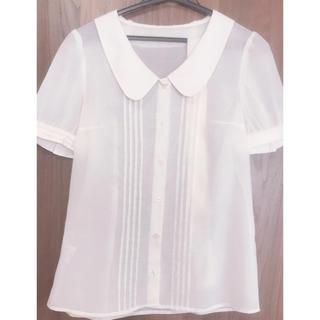 エニィスィス(anySiS)のanySiS トップス(Tシャツ(半袖/袖なし))