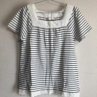 サマンサモスモス(SM2)のenracine カットソー(Tシャツ/カットソー(七分/長袖))