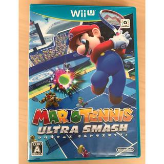 マリオテニス ウルトラスマッシュ Wii U(家庭用ゲームソフト)