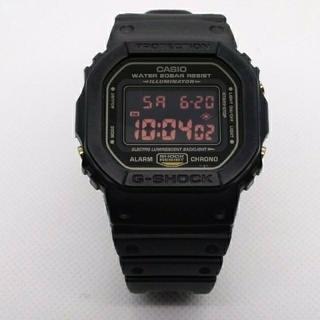 ジーショック(G-SHOCK)の★希少★  DW-5600RE-1JF / REAL BLACK RED EYE(腕時計(デジタル))