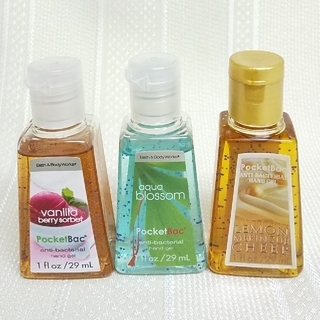 Bath & Body Works - Bath & Body Works ハンドジェル  3個セット