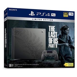 プレイステーション4(PlayStation4)のPS4Pro ラストオブアス2 Limited Edition 新品未使用(家庭用ゲーム機本体)