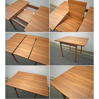 フランフラン(Francfranc)のBAUM  エクステンション ダイニングテーブル(ダイニングテーブル)