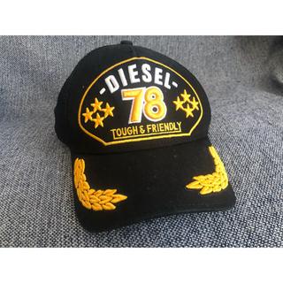 ディーゼル(DIESEL)のDIESEL キャップ 帽子(キャップ)