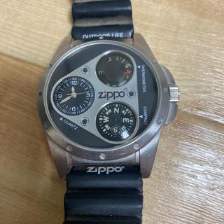 ジッポー(ZIPPO)のzippo 腕時計(腕時計(アナログ))