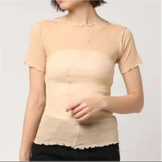 エディットフォールル(EDIT.FOR LULU)のbaserange  Tシャツ カットソー トップス(カットソー(半袖/袖なし))