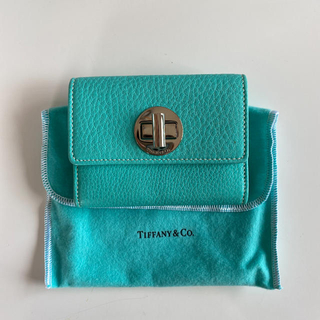 ティファニー(Tiffany & Co.)のティファニー コインケース 名刺入れ カードケース(コインケース)