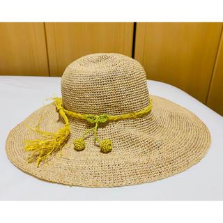 Bonpoint - Bonpoint  ボンポワン麦わら帽子
