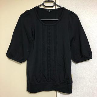 ディーエイチシー(DHC)の5分袖カットソー(カットソー(半袖/袖なし))