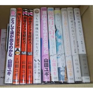 BL 山田ユギ 11冊 誰にも愛されない完全版 うちの神様にはがっかりだ 他(ボーイズラブ(BL))