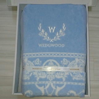 ウェッジウッド(WEDGWOOD)のウェッジウッド 綿毛布(毛布)