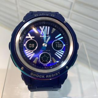 ベビージー(Baby-G)のCASIO カシオ Baby-G BGA-153R-2B 海外モデル キラキラ(腕時計)