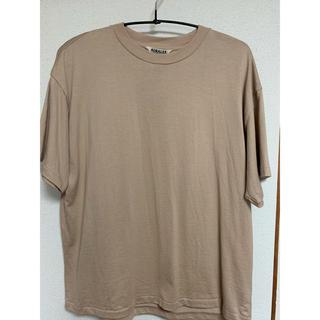 ヤエカ(YAECA)のAURALEE レディース Tシャツ(Tシャツ(半袖/袖なし))