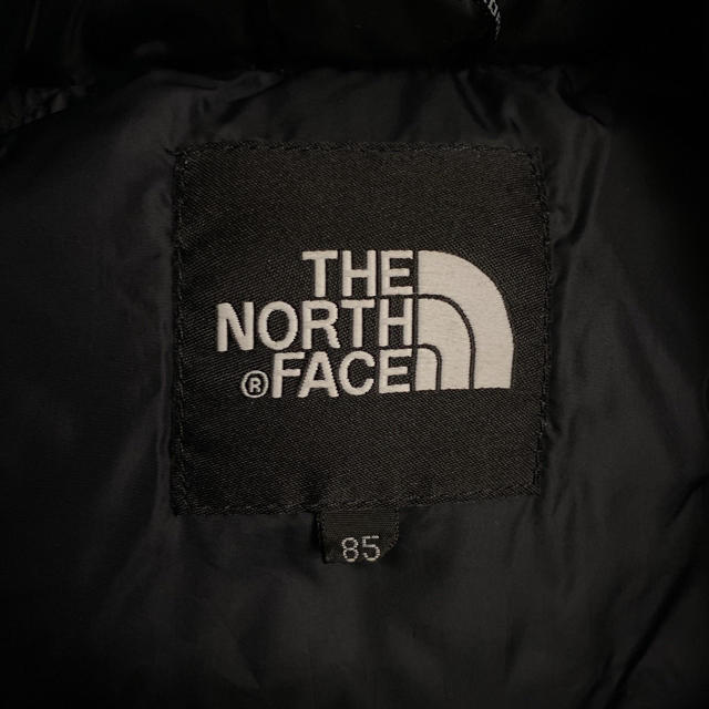 THE NORTH FACE(ザノースフェイス)の【夏限定価格】ノースフェイス★ヌプシ ダウンジャケット ブラック レディース M レディースのジャケット/アウター(ダウンジャケット)の商品写真