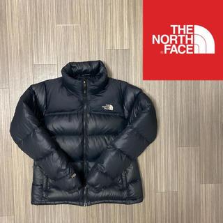 THE NORTH FACE - 【夏限定価格】ノースフェイス★ヌプシ ダウンジャケット ブラック レディース M