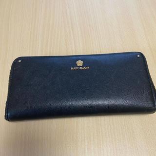 マリークワント(MARY QUANT)の財布 (長財布)