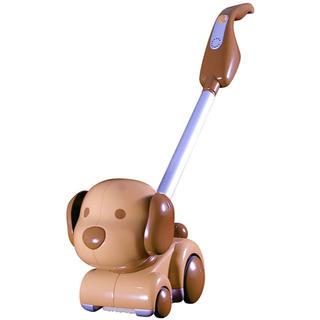 新品◆ゴミントル わんこ ブラウン(掃除機)